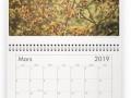 Calendrier milieuduciel fleurs mars2019