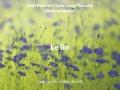 Livre Le lin, atelier du milieu du ciel