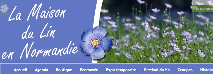 La Maison du Lin en Normandie est un musée qui a ouvert ses portes à Routot en 1992 et continue à ce jour de vous accueillir pour vous présenter les différentes transformations du lin allant de son histoire à ses usages en passant par sa culture, d'hier et d'aujourd'hui. Elle fait désormais partie de l'association Roumois, terres vivantes en Normandie, regroupant également le Four à pain, le Musée du Sabot, la Chaumière aux orties, le Jardin des herbes sauvages de la Haye de Routot et le Moulin de pierre à Hauville.