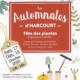 Atelier du milieuduciel - Salon jardin Automnales Harcourt 2020