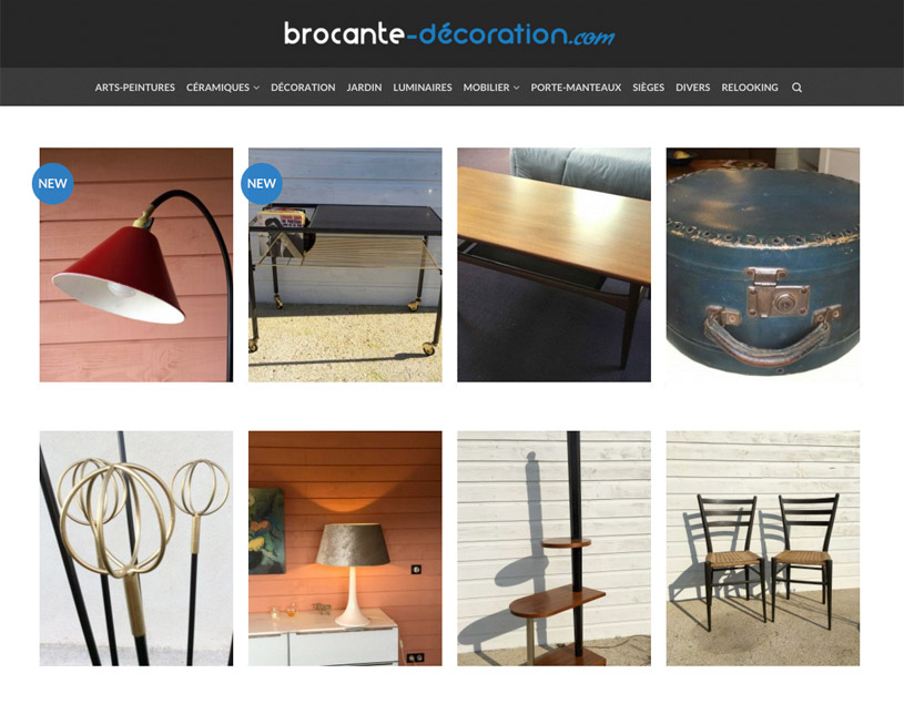 Brocante-decoration.com