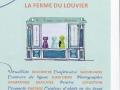 Boutique expo itinérante Le temps d'une saison à la ferme du Louvier de Bâlines