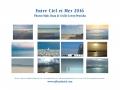 Entre ciel et mer - Calendrier Milieuduciel 2016